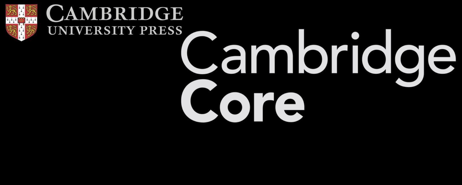 Cambridge Core
