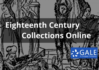ECCO : Eighteenth Century Collections Online