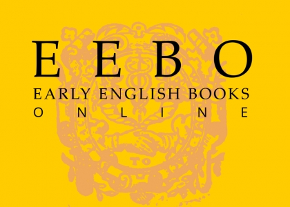 EEBO : Early English Books Online