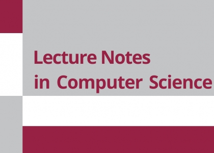 Lecture Notes in Computer Science (LNCS)
