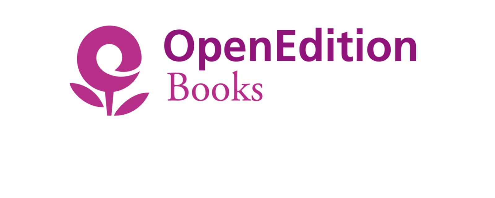 OpenEdition – Books