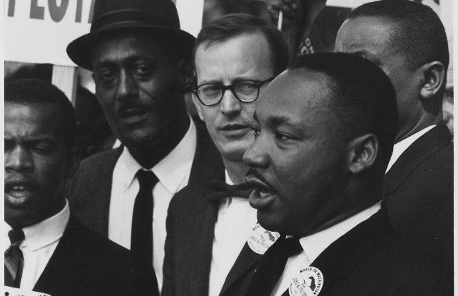 """""""I am not your Negro"""" retrace l'histoire de la lutte sociale des noirs américains depuis les années 50"""