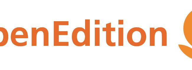 OpenEdition, une plateforme dédiée aux publications et à l'information en sciences humaines et sociales 1