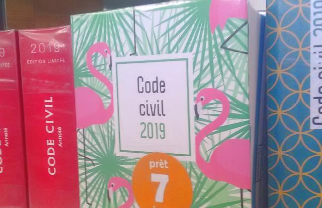 Les Codes LexisNexis de la rentrée 1