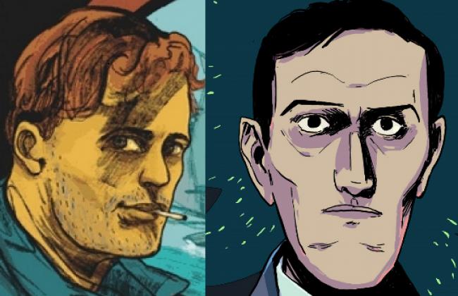 La bande dessinée s'empare de deux géants de la littérature américaine 8