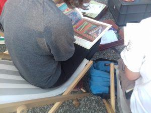 NDLL2019#1 Des chaises longues, des valises et des livres 4