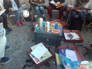 NDLL2019#1 Des chaises longues, des valises et des livres 5