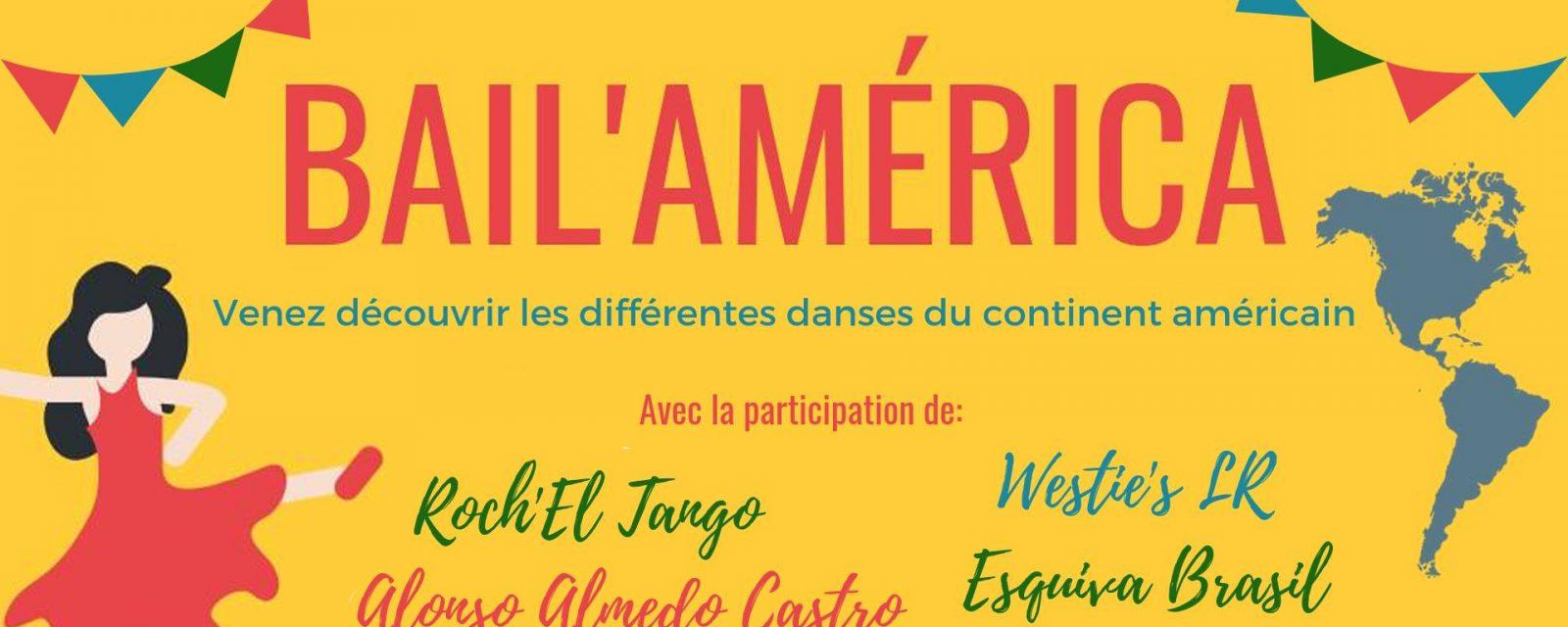 Bail'América à la BU de La Rochelle