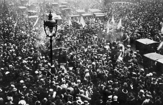 L'armistice cent ans après : une rétrospective documentaire