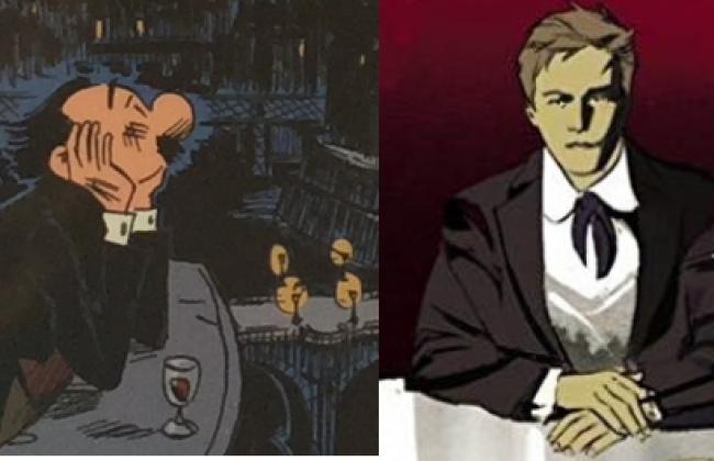 la bande dessinée s'empare de la vie de deux grands écrivains et poètes  du  XIXème siècle. 1