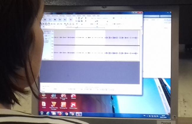NDLL2019#4 S'écouter, s'enregistrer 1