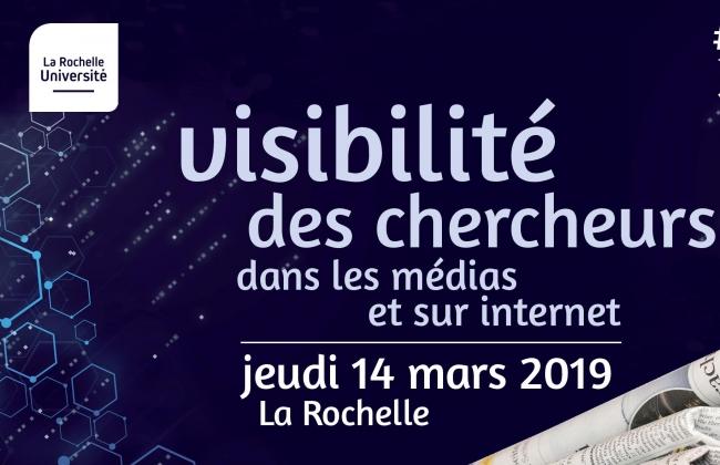 Journée d'études sur la visibilité des chercheurs