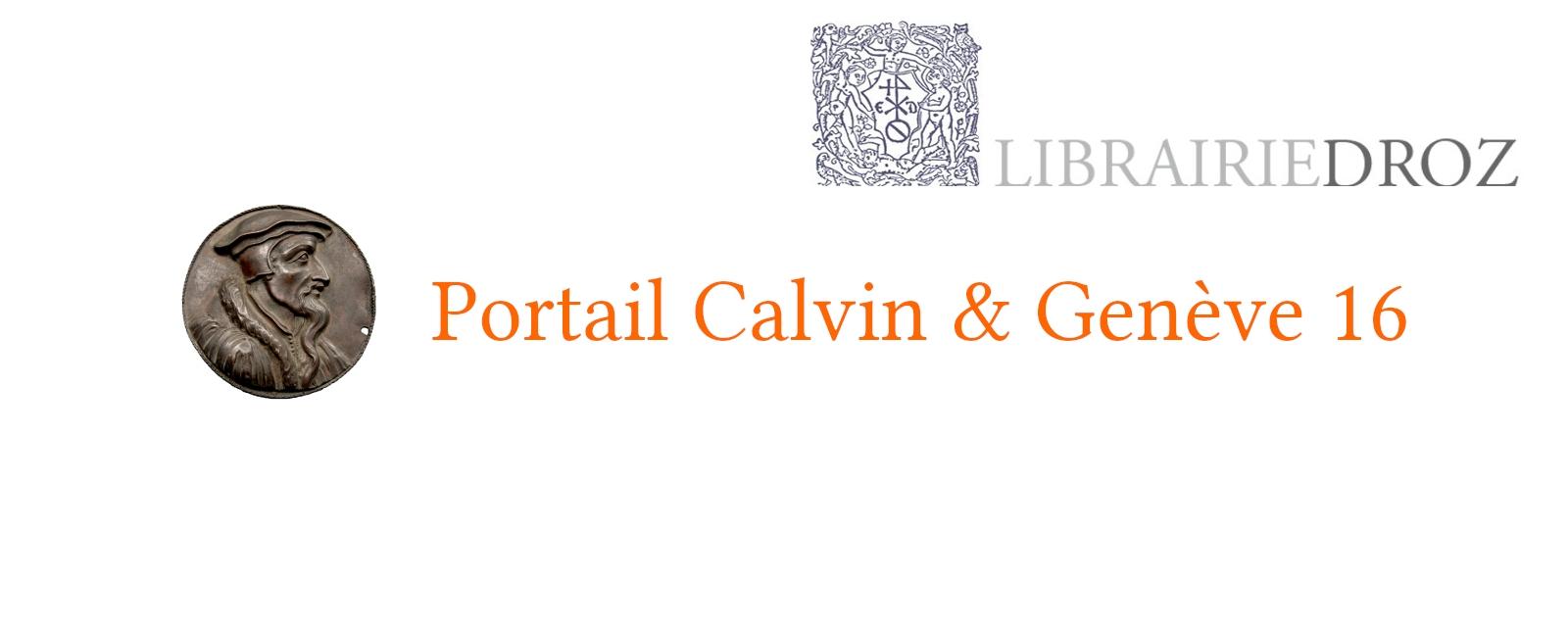Portail Calvin & Genève 16