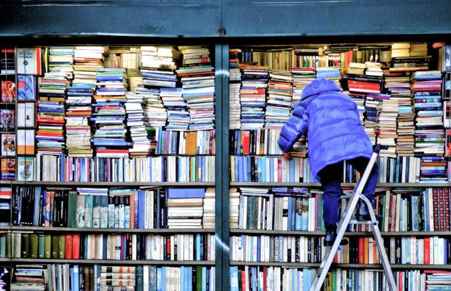 Choisissez les livres que la BU achètera en fin d'année 2020