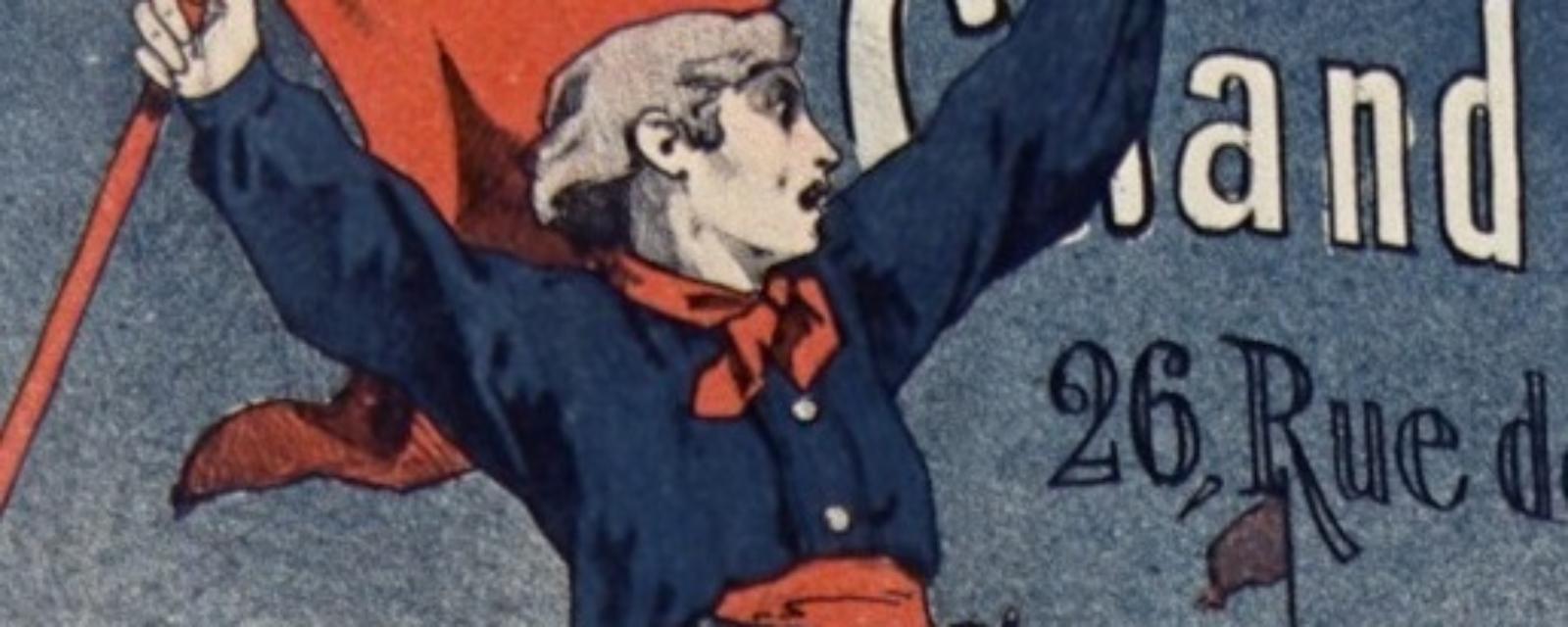 Il y a 150 ans : La commune de Paris. 1